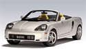 Εικόνα της AUTOART MODEL TOYOTA MR2 1/18