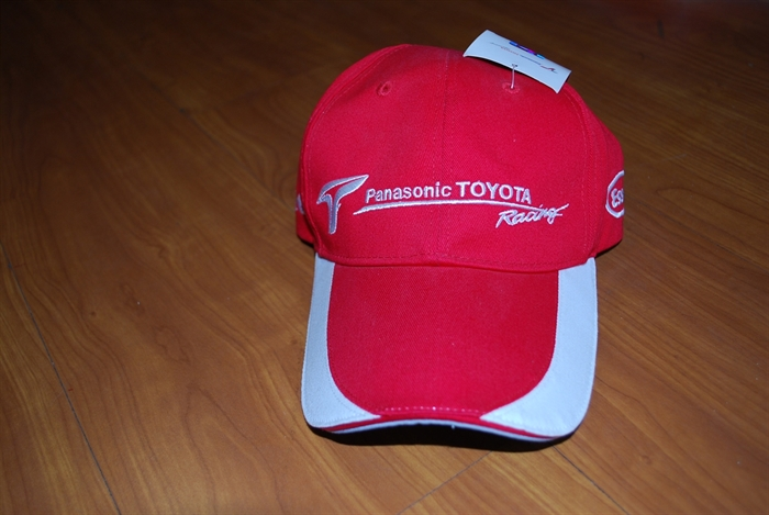 Εικόνα της TOYOTA TEAM SPONOR CAP WHITE