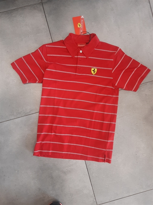Εικόνα της  FERRARI POLO MEN RED