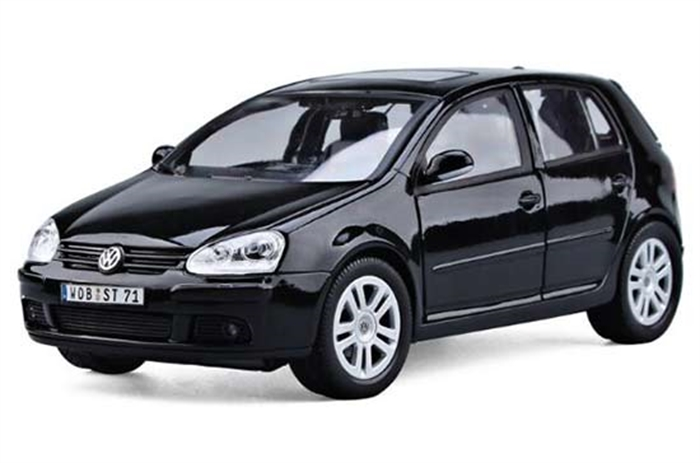 Εικόνα της VW GOLF V 1/18 BURAGO BLACK